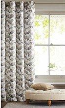Eurofirany Curtain with Botanical Pattern 75 g/m2