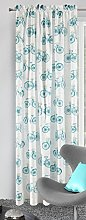 Eurofirany Modern, Printed, Curtain Panel, with
