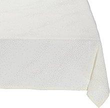 Eurofirany Tablecloth, Polyester, Beige, 85 x 85 x
