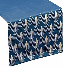 Eurofirany tablecloth table runner velvet