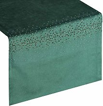 Eurofirany tablecloth table runner velvet table