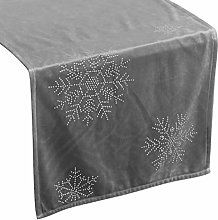 Eurofirany tablecloth, velvet Christmas
