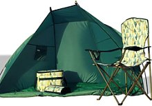 Eurohike Wave Ii Beach Tent