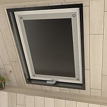Eurohome Sun Protection Roof Window Roller Blind,