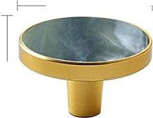 European Brass Door Knobs and Handles for Kitchen