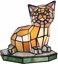 European Creative Cat Table Lamp Children's