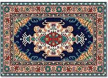 European Fashion Home Decoration Carpet Thick
