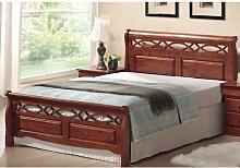 European Kingsize Bed Frame Rosalind Wheeler