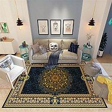 European Retro Printing Series Carpet Suitable For