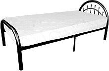 European Single Frame Bed Marlow Home Co. Colour: