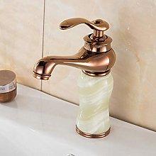 European Style Bathroom Sink Basin Faucet Deck