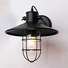 European-Style Retro Outdoor Wall lamp, Bedroom