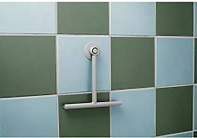 Euroshowers Clever Shower Squeegee, Grey