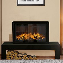 EV8 S Evonic Free-standing Electric Fireplace
