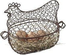 Evansville Hen Egg Basket Brambly Cottage