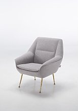 Evenson Armchair Canora Grey Upholstery Colour: