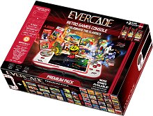 Evercade Retro Games Console - Premium Bundle