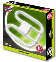Eveready 10x Energiesparsame 2D Lamp–16W