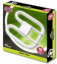 Eveready 2 x Energy-Saving 2D Lamp 16W (240V)