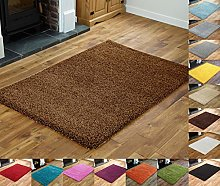 Everest 5 cm Thick Pile Shaggy Rugs Living Room