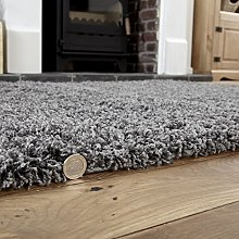 Everest 5cm Thick Pile Shaggy Modern Area Rugs