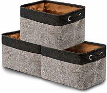 Everfunny Storage Large Basket Set [3-Pack] - 15 L