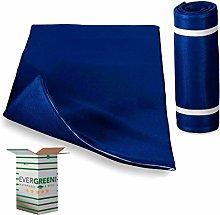 EVERGREENWEB ✅ Waterfoam Mattress, Foldable,