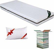 Evergreenweb - 20 cm High Waterfoam Mattress with