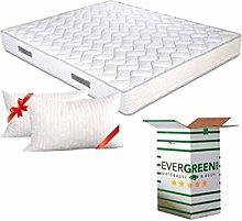 EvergreenWeb - Double Mattress 140 x 200 cm for