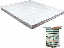 Evergreenweb – Mattress 12 cm Foam (4,72 inch)