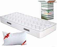 EVERGREENWEB 💚 Single Mattress 80x200 cm in
