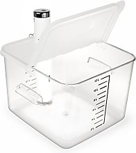 EVERIE Collapsible Hinge Sous Vide Container Lid