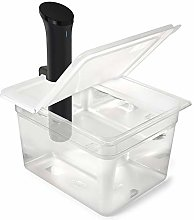 EVERIE Collapsible Hinged Lid Compatible with