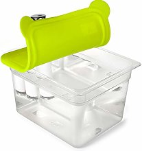 EVERIE Collapsible Silicone Sous Vide Lid