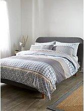 Everyday Collection Casablanca Stripe Duvet Cover
