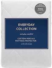 Everyday Collection Cotton Percale Quilted