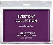 Everyday Collection Double Bed Bolster Pillow