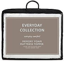Everyday Collection Memory Foam 2.5 Cm Mattress