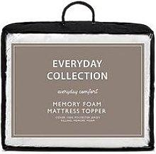 Everyday Collection Memory Foam 2.5 Cm Mattress