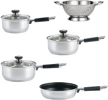 Everyday Everyday 8 Pieces Stainless Steel Non