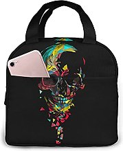 Evil Portable Lunch Bag Insulated Cooler Tote Box