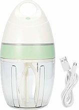 EVTSCAN Electric Egg Beater, 900ml Electric Mixer