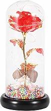 EVTSCAN LED Rose Light, Innovative Romantic Rose