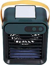 EVTSCAN Spray Fan, USB Type-C Desktop Air Cooler