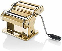 Evviva 2585 Homemade Pasta Machine, Gold