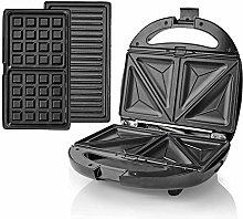 Ex-Pro 3-in-1 Multi Grill with Interchangable