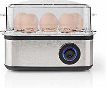 Ex-Pro Compact Electric Egg Cooker Boiler Poacher,