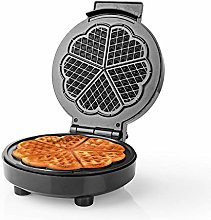 Ex-Pro Waffle Maker Iron, Single Heart Shape
