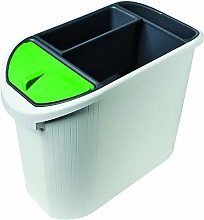 Exacompta Multi-Use Waste/Recycling Bin with