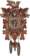 exari Cuckoo Clock, Carved Cuckoo Clock, Quartz